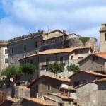 Oricola (AQ), il borgo e il castello