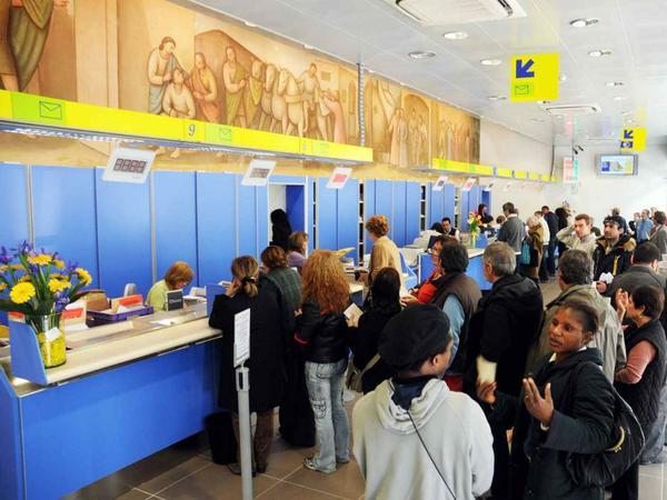 Ufficio Postale Poste Italiane : Lite allufficio postale di tivoli nuovo metodo per prendere il