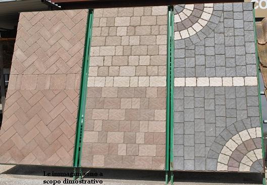 Arcangeli pavimenti da esterno - ConfineLive  ConfineLive