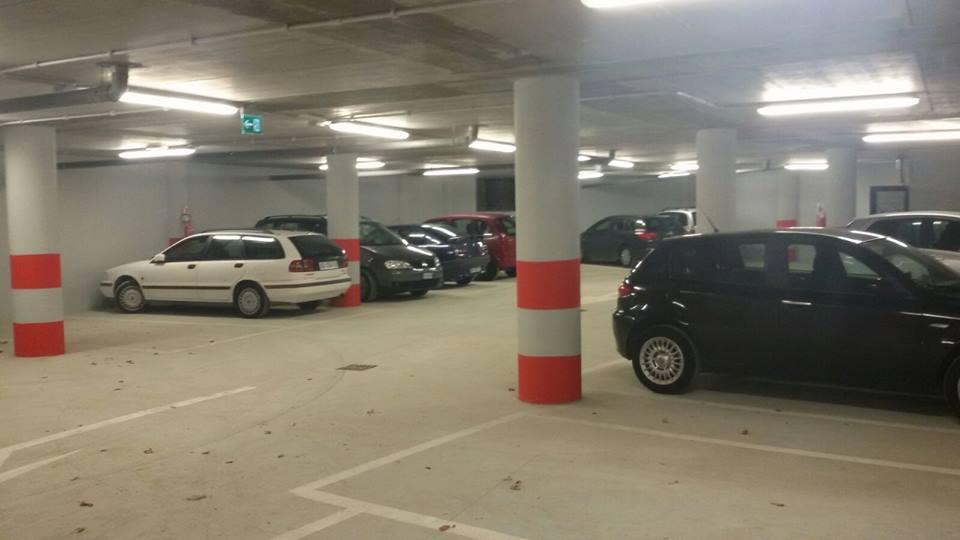 Pubblicato a roviano il bando per l 39 assegnazione di posti for Piani distaccati di posti auto coperti