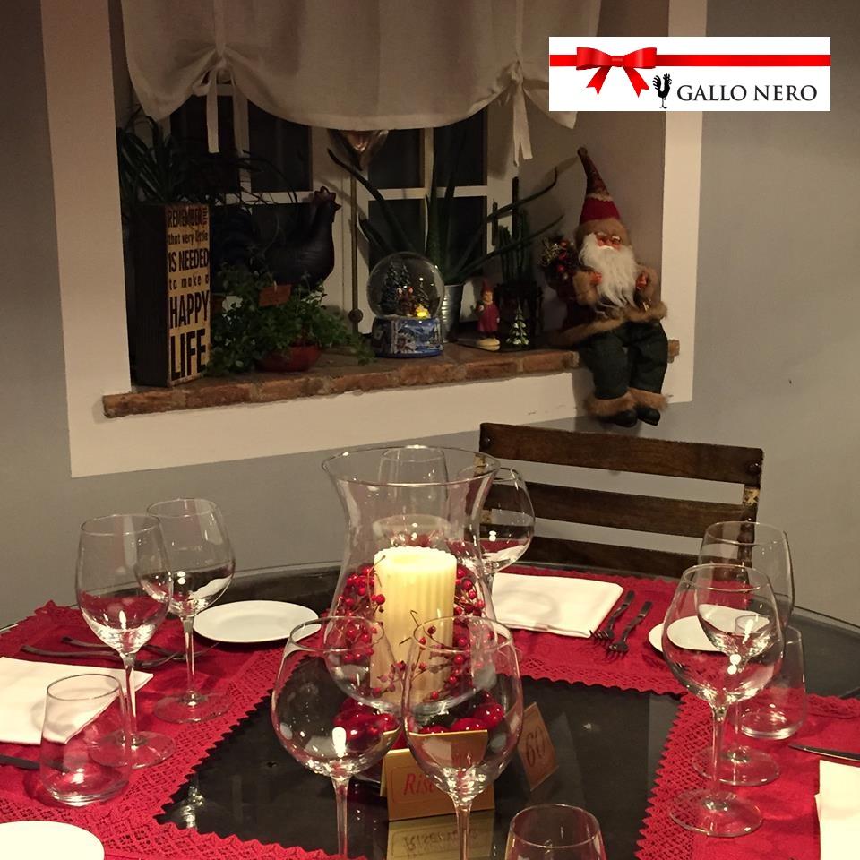 cenone in grande stile per il capodanno 2016 al gallo nero ristorante di fattoria confinelive. Black Bedroom Furniture Sets. Home Design Ideas