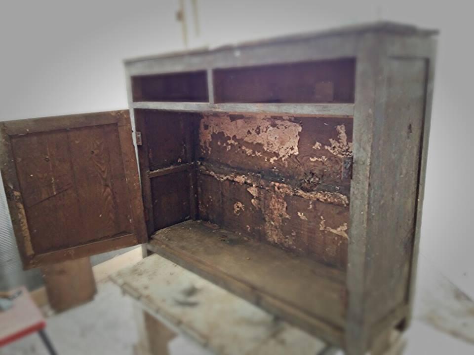 L 39 ecologia nel trattamento antitarlo del legno per - Trattamento per tarlo dei mobili ...