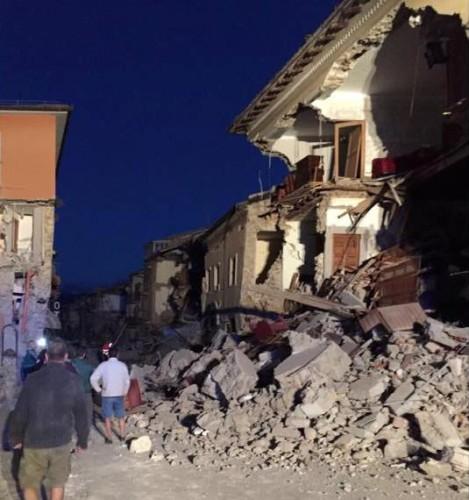 danni sisma