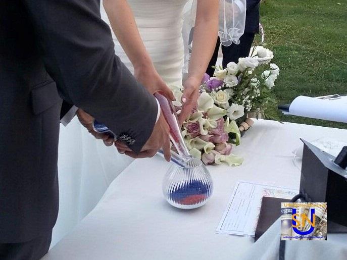 Matrimonio Simbolico Rito Della Sabbia : Matrimonio con rito della sabbia a carsoli i colori come