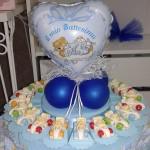 Creazioni di palloncini su Torta di Bomoboniere - Ispirazione Eventi