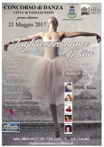 TAGLIACOZZO DANCE FESTIVAL