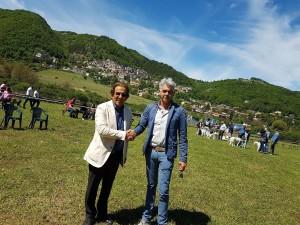 cuore bianco daniele sindaco marzolini