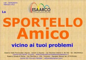 SPORTELLO AMICO CARSOLI VICOVARO 2