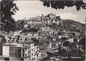 carsoli indietro nel tempo via roma