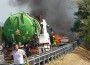 auto in fiamme a24