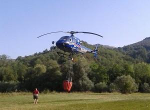roviano elicottero