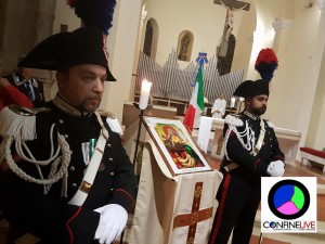 virgo fidelis carabinieri 2017