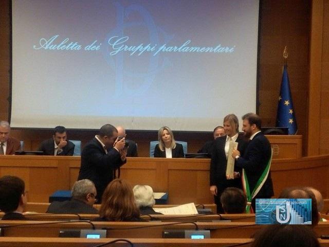 Premiazione subiaco camera deputati confinelive for Camera dei deputati redditi on line