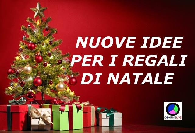 Top Arrivano nuove idee per i regali di Natale... - ConfineLive LB51