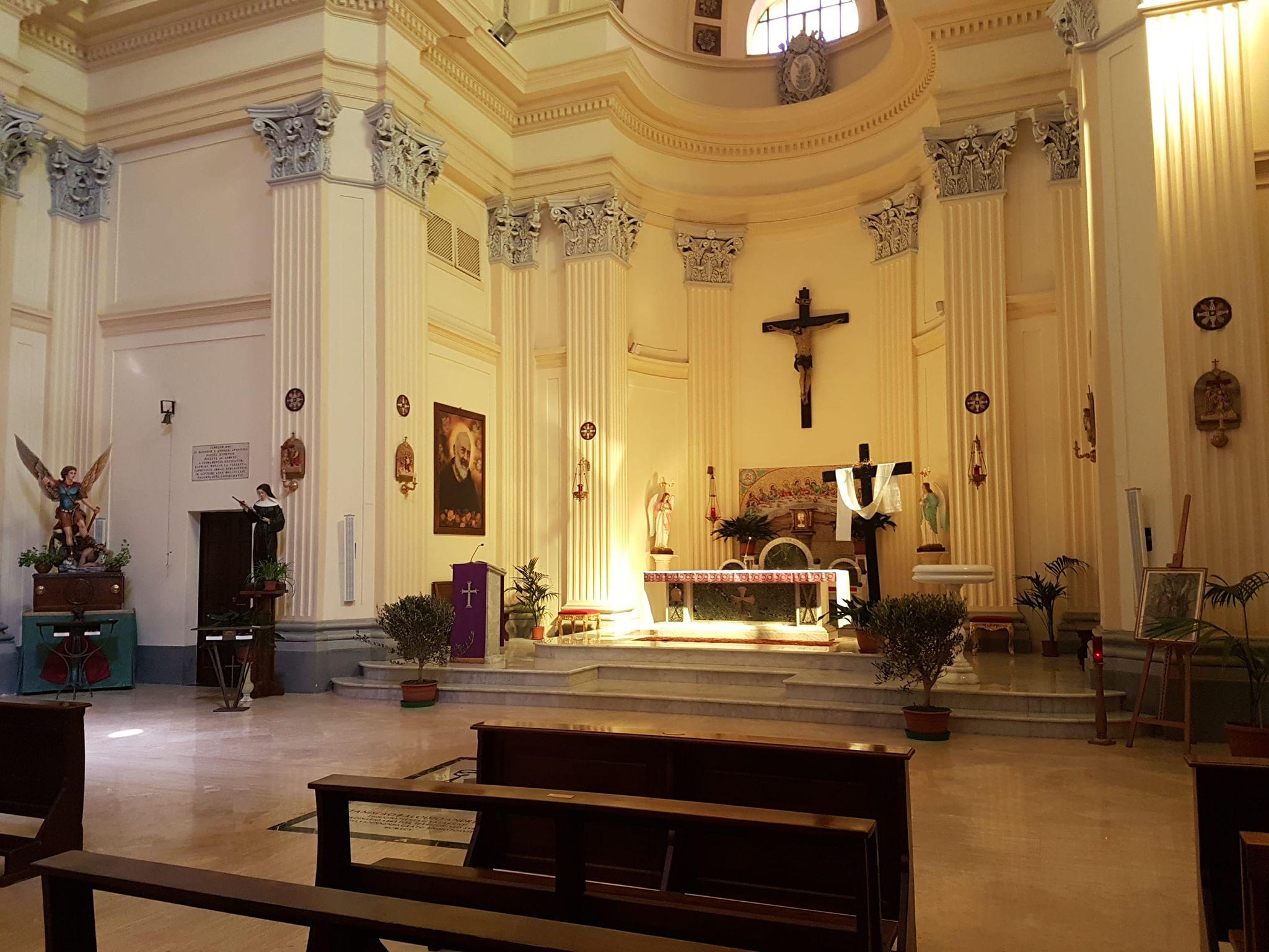 Interno Chiesa S Andrea 3 Confinelive Confinelive