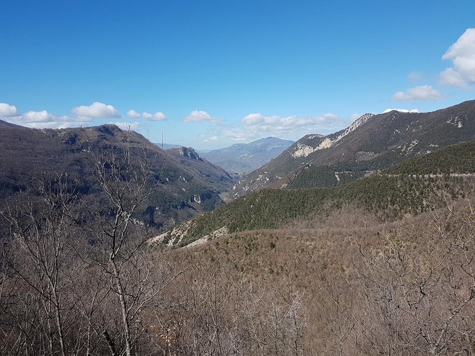 valle dell'aniene da jenne
