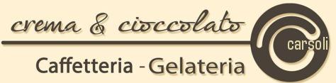 Crema e cioccolato carsoli official